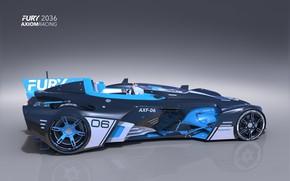 Picture car, Igor Sobolevsky, side hero, Axiom AXF 6