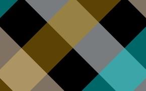Picture texture, squares, material