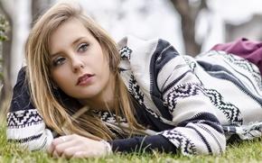 Picture look, girl, model, Patricia Perez