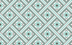 Wallpaper vector, ornament, pattern, texture, embroidery