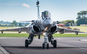 Picture the rise, multi-role fighter, French, Rafale, Rafal