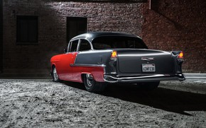 Picture Chevrolet, Coupe, 1955, 210