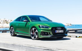 Picture Audi, RS5, Coupe, 2018, RS 5