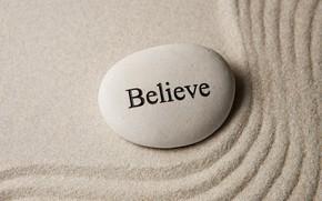 Wallpaper stone, sand, believe, zen, stones, sand