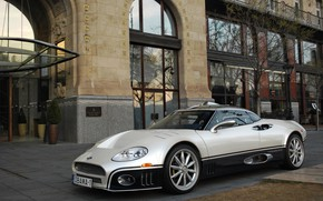 Picture Double, Spyker, 12S