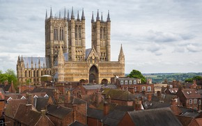 Picture England, Lincoln, Lincoln Cathedral