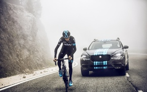 Picture athlete, cyclist, Cycling, ride, training, Chris Froome, Chris Froome, team Sky, Team SKY, professional sports, …