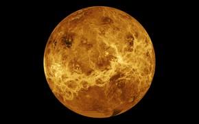 Picture planet, Venus, Solar System