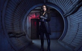 Picture girl, fiction, the series, TV Series, Agents of S.H.I.E.L.D., Chloe Bennet, Chloe Bennet, Daisy Johnson, …