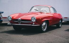 Picture Retro, Alfa Romeo, classic