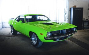 Picture 1970, plymouth, barracuda