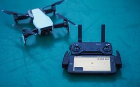 Picture management, joystick, drone, drone