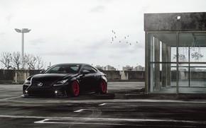 Picture car, Lexus, Vossen, RC350