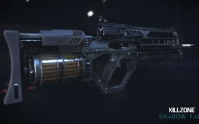 Picture gun, killzone, helghast