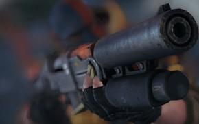 Picture weapons, the barrel, MercurySteam, Action-adventure, Raiders of the Broken Planet