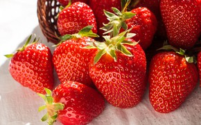 Picture Strawberry, Berries, Strawberry