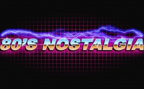 Wallpaper Music, Neon, Retro, Lightning, Background, Electronic, Retro, Synthpop, Darkwave, 80's, Synth, Retrowave, Synth-pop, Sinti, Synthwave, ...