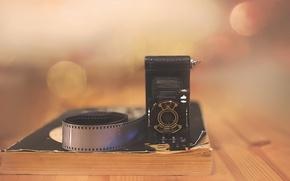 Picture camera, film, Vest Pocket Kodak