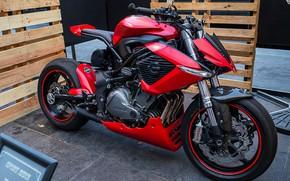 Picture design, style, bike