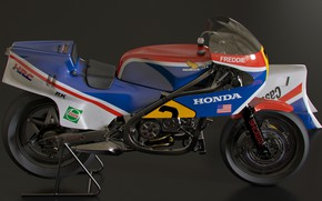 Picture design, form, motorcycle