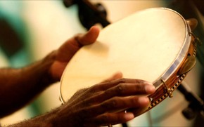 Picture Music, pagode W113, instrumento