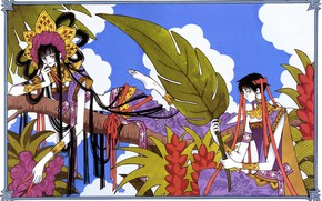 Picture girl, Sheet, Anime, xxxHolic