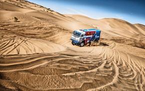 Picture Sand, Sport, Speed, Race, Master, Russia, Heat, Kamaz, Rally, Dunes, Rally, KAMAZ, Silk road, Silk …