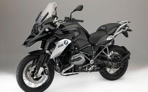 Picture BMW, motorcycle, bike, Adventure, R1200GS, Triple Black