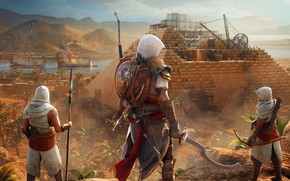 Picture DLC, Assassins, Assassins Creed Origins, The Hidden Ones