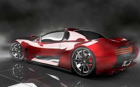 Picture Concept, Car, R-Spec, High-Tech, Vultran Spectra