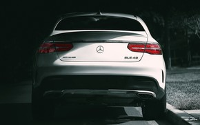Picture Mercedes, auto, AMG, Mercedec-Benz, GLE 43