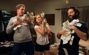 Picture cinema, The House, movie, money, dollar, film, Amy Poehler, Will Ferrell, Jason Mantzoukas
