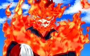 Picture anime, hero, manga, yuusha, seifuku, super hero, japonese, Boku no Hero Academy, My Hero Academia