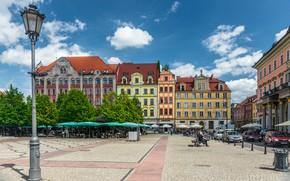Wallpaper Street, Poland, Building, Architecture, Street, Poland, Town, Architecture, Wroclaw, Wroclaw
