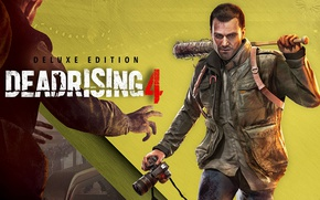 Picture Dead Rising, zombie, game, man, Dead Rising 4, Dead Rising 4 Deluxe Edition