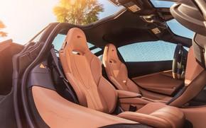 Picture McLaren, supercar, salon, 2018, MSO, 720S