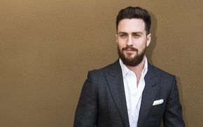 Picture Aaron Taylor-Johnson, Aaron Taylor-Johnson, Nocturnal Animals, Under cover of night