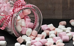 Picture the sweetness, Bank, marshmallows