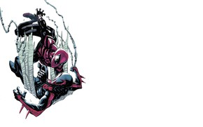 Picture Battle, comic, Marvel Comics, Spider-man, Superior Spider-Man, 2099, Perfect Spider-Man, spider-man 2099, Spider-man 2099, the …
