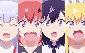 Picture kawaii, demon, girl, devil, anime, pretty, angel, bat, manga, sugoi, bishojo, seifuku, lolita, loli, oni, …