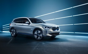 Picture Concept, side view, 2018, electrocreaser, BMW iX3