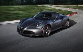 Picture racing track, 2018, Competition, Alfa Romeo 4C