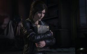Picture lara croft, rise of the tomb raider, crystal dynamics