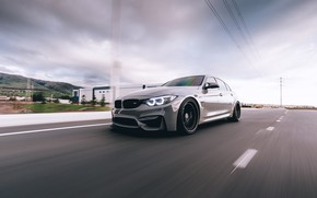 Picture BMW, Grey, F80