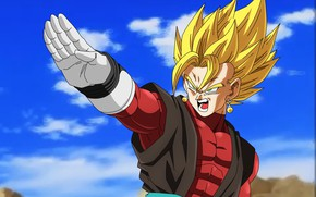 Picture DBS, anime, manga, Dragon Ball, Dragon Ball Super, japonese, Vegeto