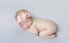Picture Sleep, Baby, Newborn