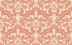 Picture texture, ornament, floral, seamless background