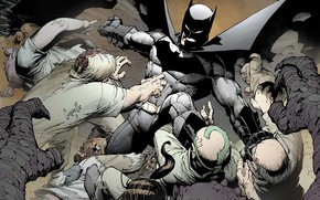 Picture Batman, Costume, Fight, Hero, Mask, Comic, Cloak, Superhero, Hero, Batman, Bruce Wayne, The bandits, DC …