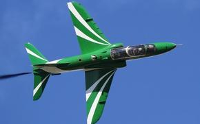 Wallpaper BAE Hawk, subsonic, the plane, training, jet