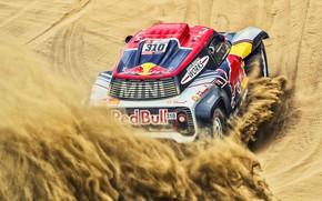 Picture Sand, Mini, Sport, Desert, Speed, Rally, Dakar, Dakar, Rally, Buggy, Buggy, X-Raid Team, 310, MINI …